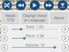 Voice Aloud Reader Manual